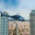 Tour en helicoptère barcelone