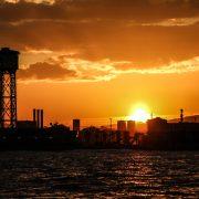 Best Sunset Barcelona