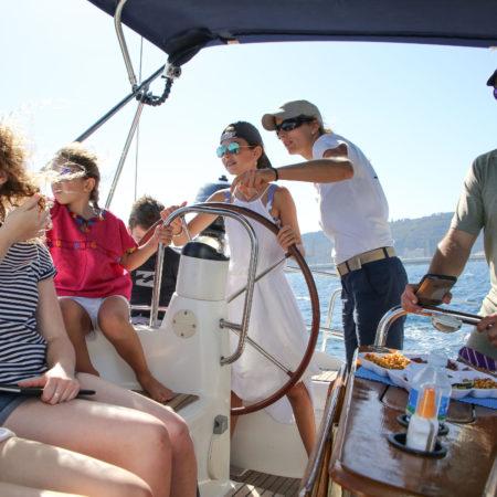 Sailing Experiencie Family Barcelona