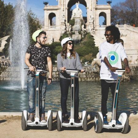 Segway Barcelona tours