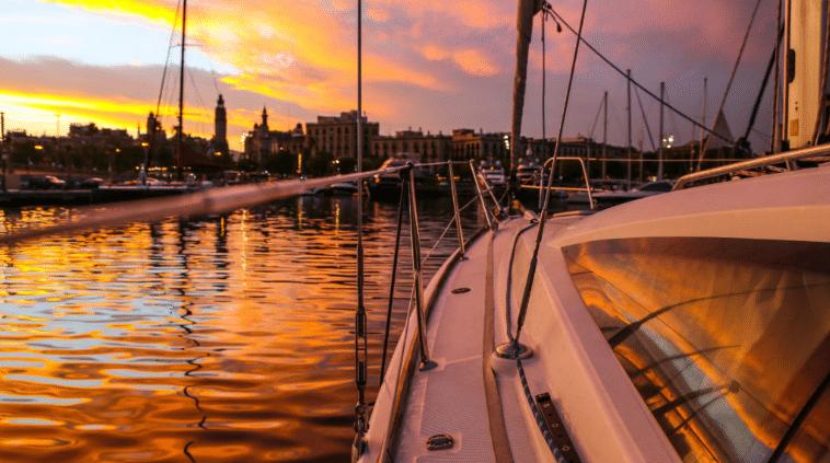 Sunset Barcelona tours