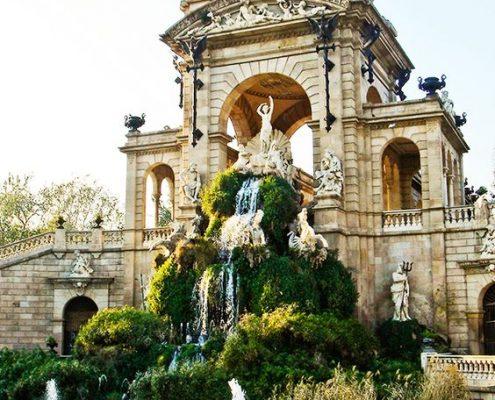 Park ciutadella visit Barcelona