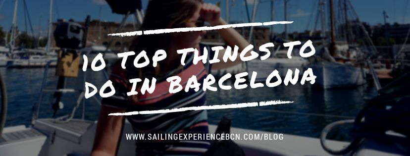 10 top things to do in Barcelona
