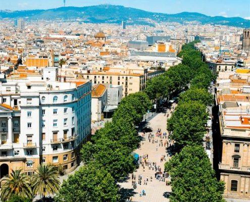 La Ramblas Barcelona Tours