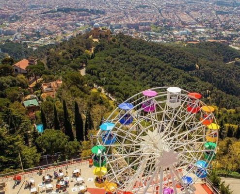 Tibidabo Visit Barcelona
