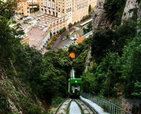 Visit Montserrat Barcelona