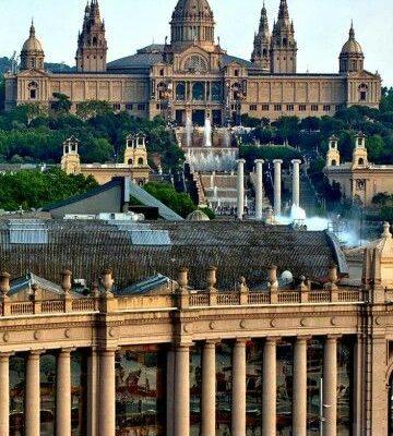 Montjuic Barcelona Visit