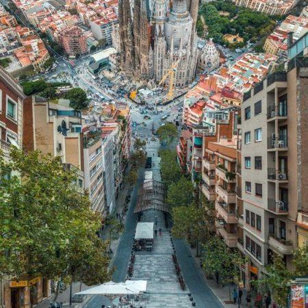 Sagrada Familia visit Barcelona