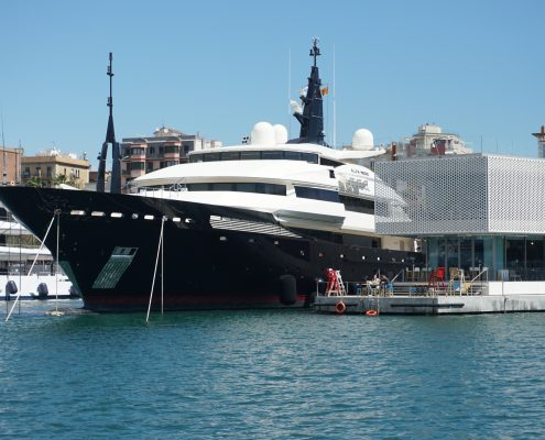 Sailing Experience Barcelona Yacht