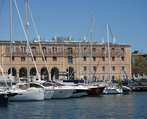 Sailing Experience Barcelona Port Vell