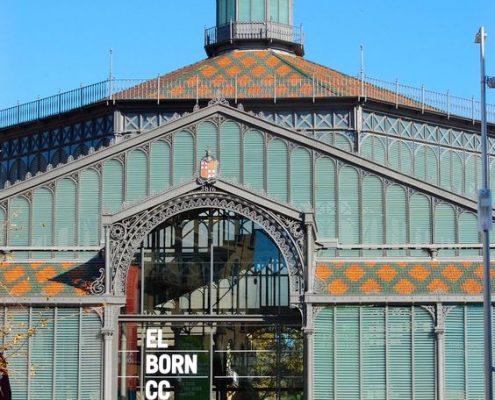 El Born Barcelona visit
