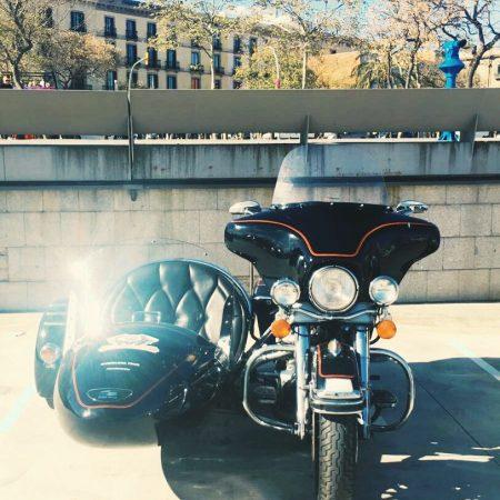 Sidecar Barcelona tours