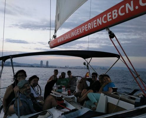 Boat tours Barcelona