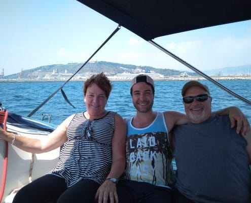 Sailing Experience Barcelona