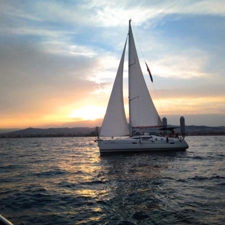Boat tours Barcelona