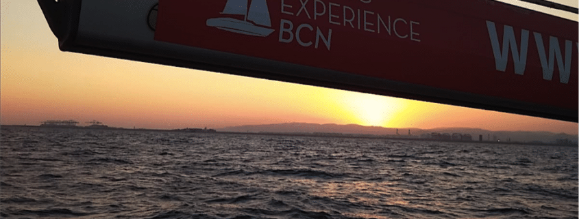 Boat tours Barcelona with Sailing Experience