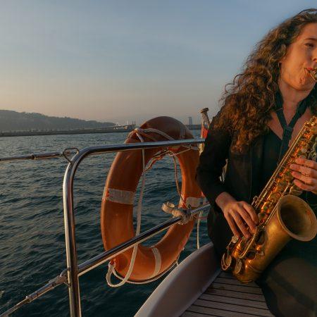 Sailing Experience Barcelona Saxo